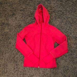 Lulelemon zip up hoodie